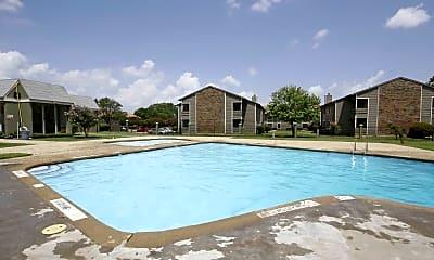 Pool, Park Lane - Arlington, 1