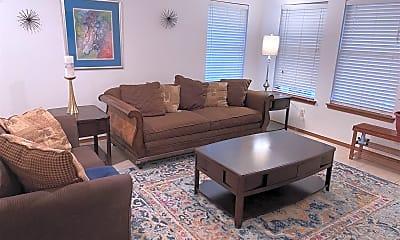 Living Room, 6244 Camelot Dr, 0