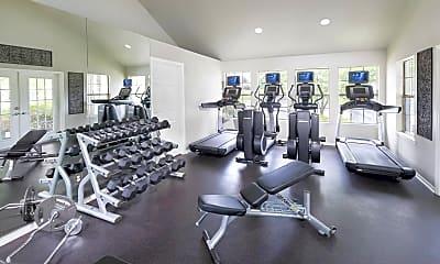 Fitness Weight Room, Dominion Lake Ridge, 0
