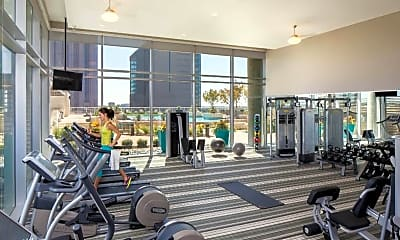 Fitness Weight Room, 3678 McKinney Ave, 2