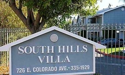 Community Signage, 726 E Colorado Ave, 0