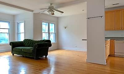 Living Room, 3414 N Bosworth Ave, 1