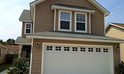 Building, 8829 Shadowglen Drive, 0