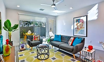 Living Room, 130 The Riv, 0