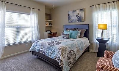 Bedroom, Villas of El Dorado Apartments, 2