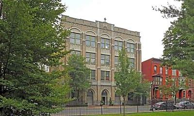 Building, Park Place at Troy, 2