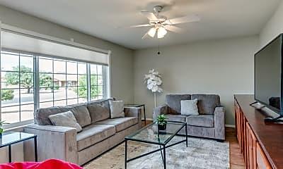 Living Room, 5337 E Evans Dr, 1