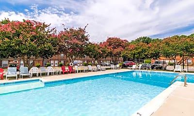 Pool, Newport Crossing Townhomes, 0