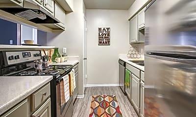 Kitchen, Sedona Apartments, 1