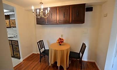 Dining Room, 1500 Oates St NE 1, 2