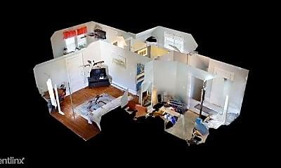Bedroom, 25 Williams St, 2