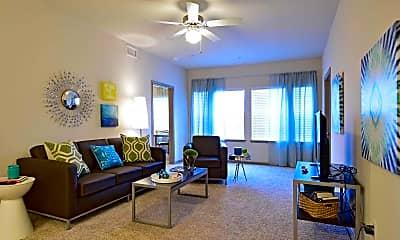 Living Room, Midtown Corpus Christi, 1