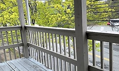 Patio / Deck, 72 Lowell St, 2