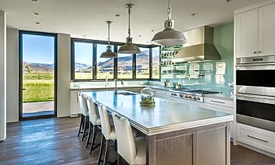 Kitchen, 295 Aspen Valley Ranch Rd, 0