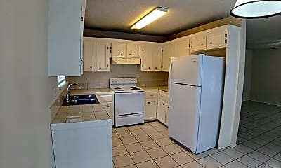 Kitchen, 111 Las Palmas St, 1