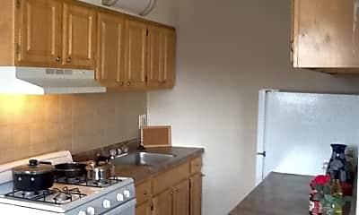 Kitchen, Olney Plaza, 1