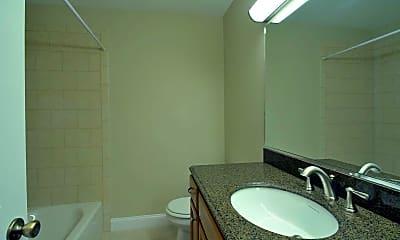 Bathroom, Mountainview Garden Apartments, 2