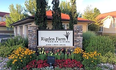 Rigden Farm Senior Living, 1