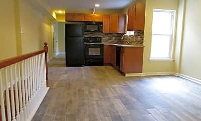 Kitchen, 4011 Green St, 1