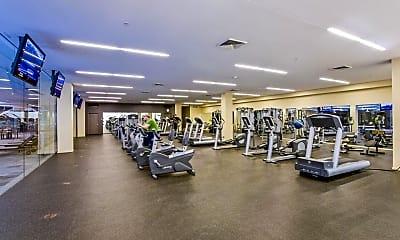 Fitness Weight Room, 7151 E Rancho Vista Dr 5001, 2