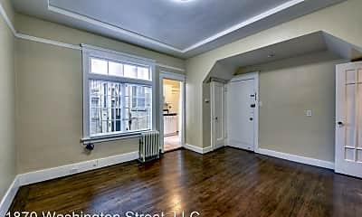 Living Room, 1870 Washington St, 0