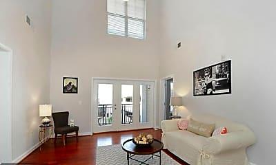 Living Room, 501 Hungerford Dr 308, 1