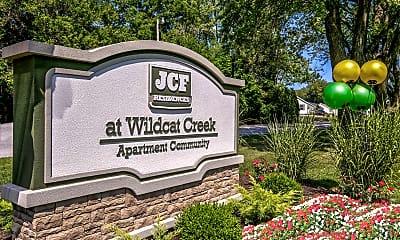 Community Signage, JCF Residences, 1