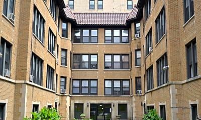Building, 5453 S Everett Ave 3B, 0