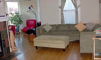 Living Room, 117 N 20th St, 0
