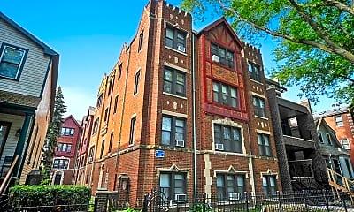 Building, 1465 W Byron St, 2