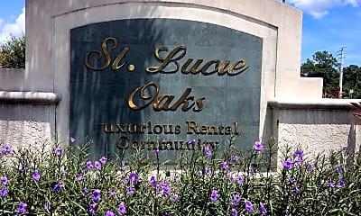 St. Lucie Oaks, 1