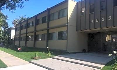 Building, 4525 August St, 1