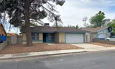 Building, 3428 Durham Ave, 1