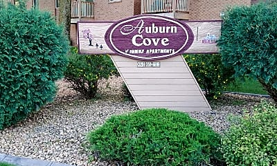Auburn Cove Apartment House, 1
