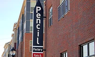 Pencil Factory Flats And Shops, 0