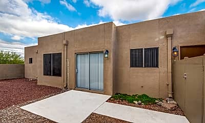 Patio / Deck, Elevation Apartments, 2