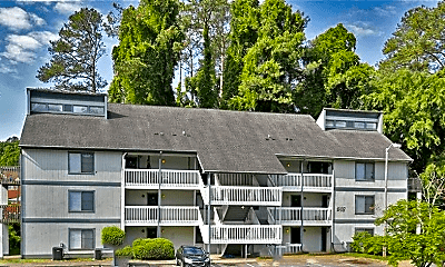 Building, Brookside Apartments, 0