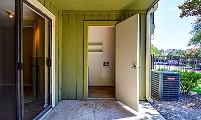 Patio / Deck, Park Greene Townhomes, 2