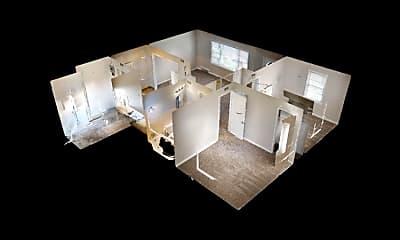 Bedroom, 602 S Ridgeview Rd, 2