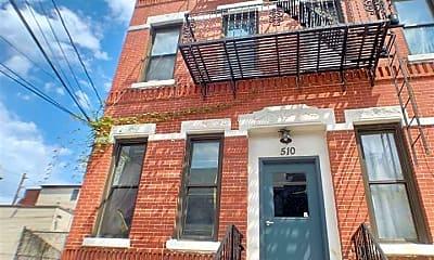Building, 510 Pavonia Ave 2R, 1