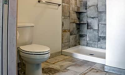 Bathroom, The Lyric Apartments, 2