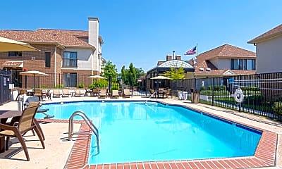Pool, Residence Inn Herndon, 0