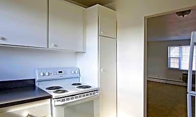 Kitchen, Bradford Commons, 0
