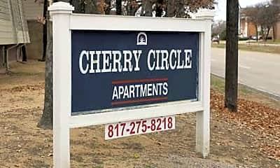 Community Signage, 1500 Cherry Dr, 1