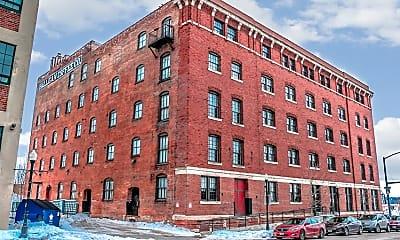 Building, 402 E 4th St, 0