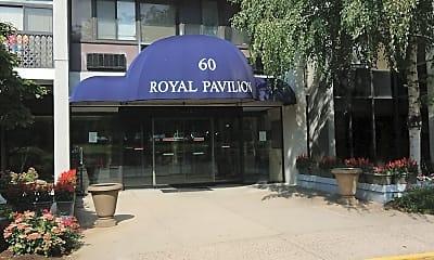 Royal Pavilions, 1