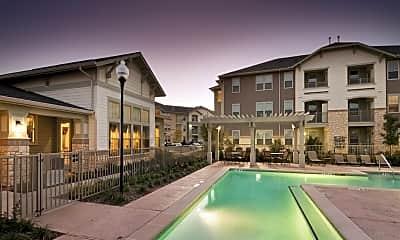 Pool, Four Seasons at Clear Creek, 1
