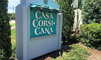 Casa Corsicana, 1