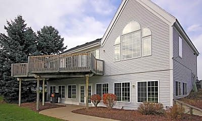Clubhouse, Brookside Village, 1