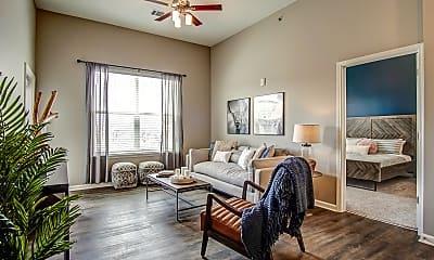 Living Room, Watermark on Union, 1